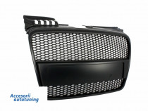 Grila Centrala Audi A4 (B7) Facelift (2004-2008) RS4 All Bla