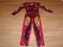 Costum carnaval serbare iron man de 10-11-12 ani