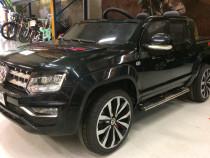 VW Amarok Pickup, 2 Locuri, scaun Tapitat #Negru