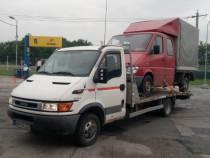 Tractări/transport auto si utilaje