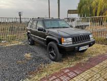 Jeep Grand Cherokee 5,2 V8 an 1994 marsarier defect