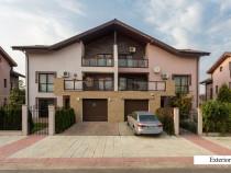 Crevedia, Dambovita casa mobilata elegant p+1+m+garaj