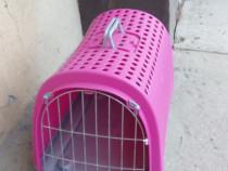 Cușcă Transport Pisică sau Cățel