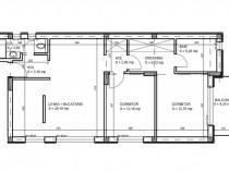 Apartament 3 camere in vila Dimitrie Leonida