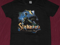 Tricou Sabaton - Heroes,Last Stand si En Livstid,inclusiv XS