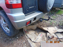 Bara spate Mitsubishi Pinin 1999-2003 bara spate Pinin