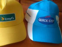 Sapca marca Creyf's si marca Quick Step