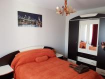 Apartament 2 camere, renovat, mobilat, zona centrala 9 Mai