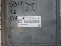 03L906023JJ calculator motor vw skoda 1.6TDI