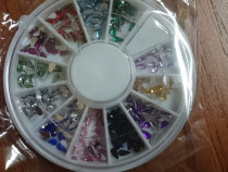 Set cristale lacrima pt design unghii