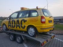 Platforma/remorca transport auto