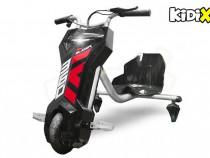 Scuter electric nitro 120w slider 360 12v 6,5ah #negru