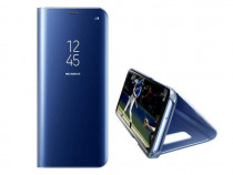 Husa Telefon Flip Book Plastic Clear View Huawei P20 Pro Dar