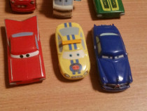 Jucarii ,masinute,in stare buna, din seria THE CARS la set