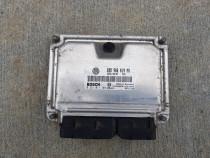 Calculator motor VW Bora, 1.9 tdi, AXR, 2003, 0281011109