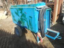 Mașina de spălat panouri doka