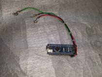 Dispozitiv electronic pentru deschidere automata interfoane