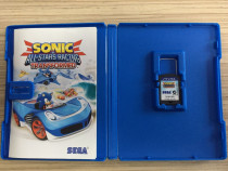 Psvita sonic all stars racing transformed