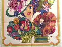 """Afisul filmului """"My Fair Lady"""" cu Audrey Hepburn"""