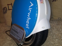 Airwheel Q5 Blue tip. Mars Rover