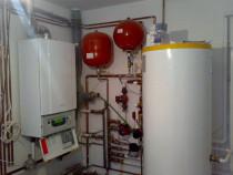 Execut lucrari de instalatii termice