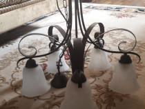 Candelabru corp de iluminat 5 brate