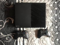 Xbox One 500gb + Kineckt + jocuri + 2 controlere