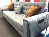 Canapele, fotolii, scaune si paturi - 50% discount
