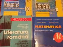 Matematica clasele 9,10,11 si limba romana manual clasa 9 s