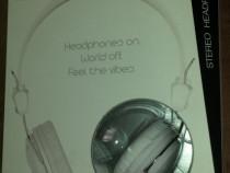 Căști - Hama - Fun Phone Stereo Headphones White