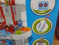 Little chef ptr baieti si fete bucatarie interactiva