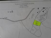 Teren intravilan 5241mp marișel-copcea. zonă turistică.