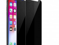 Iphone x xs xr xs max - folie sticla securizata privacy scur