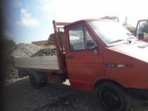 Transport nisip sort moloz utilaje agricole mobila