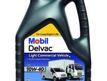 Ulei motor Mobil Delvac City Lcv E 10W-40 4L
