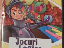 CD Joaca si invata. Jocuri logice. Varta 8 -16 ani