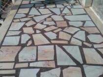 Marmura mozaic granit