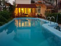 Inchiriez casa cu piscina in giarmata Central
