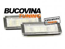 Lampi numar cu LED BMW Seria 3 E46 Coupe/ Cabrio (99-03)