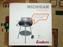 Rundgrill michigan ,, nou in cutie ,,