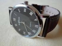 Ceas de mână bărbați Casual brand Malloom cadran negru