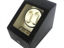 Watch Winder 2 + 3 Dispozitiv pentru intoarcere ceasuri auto