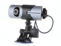 Camera Auto Dubla X3000 HD DVR cu GPS