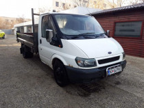 Ford transit impecabil basculabil