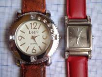 2 ceasuri fashion de dama, bine pastrate, functionale