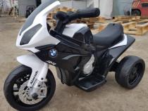 Mini Motocicletă electrică BMW S1000RR 1x 12W 6V 4Ah #Negru