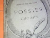 Alfred de Musset-Poesies choisies