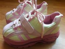 Adidasi fete Sneakers roz 36 Beikaer from Milan