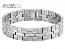 Bratara magnetica energetica terapeutica titan - cod bra019