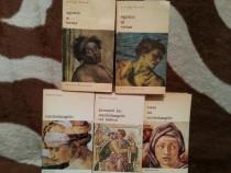 Michelangelo carti despre (5 vol)